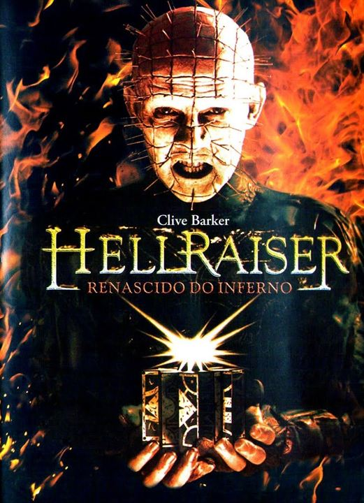 Hellraiser - Renascidos do Inferno : Poster
