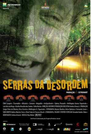 Serras da Desordem : Poster