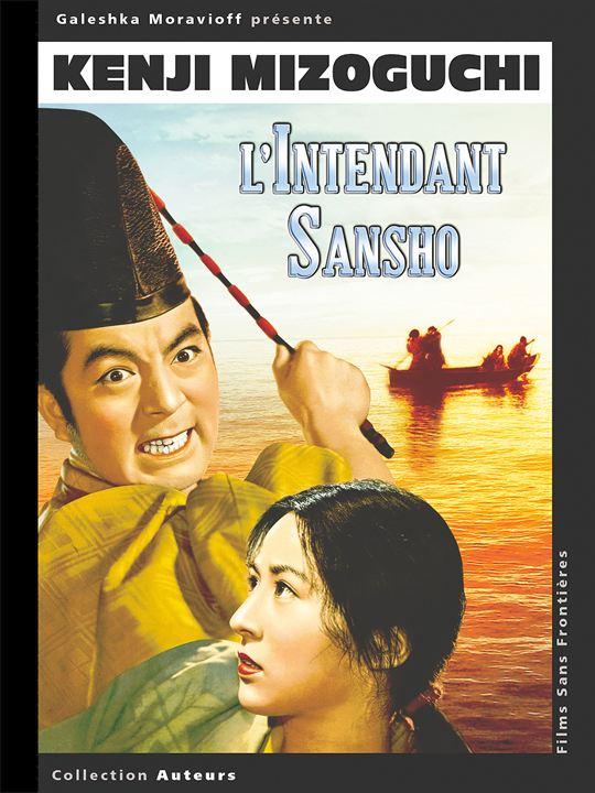 O Intendente Sansho : Poster