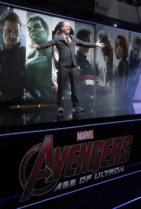 Vingadores: Era de Ultron : Foto Joss Whedon