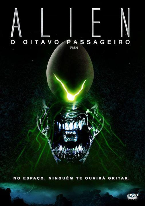Alien, o 8º Passageiro : Poster
