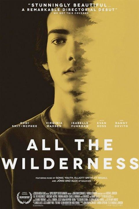 All the Wilderness : Poster