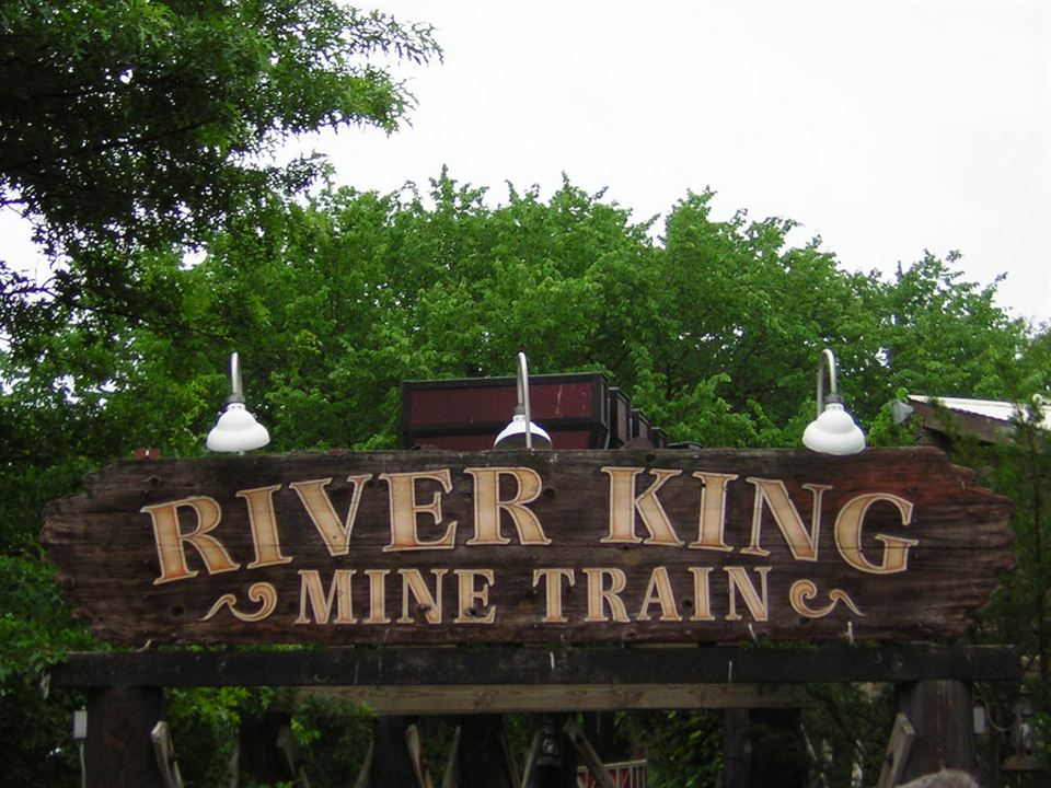 Mistério em River King : Foto