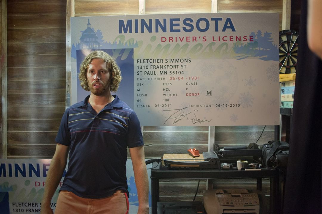Search Party : Foto T.J. Miller