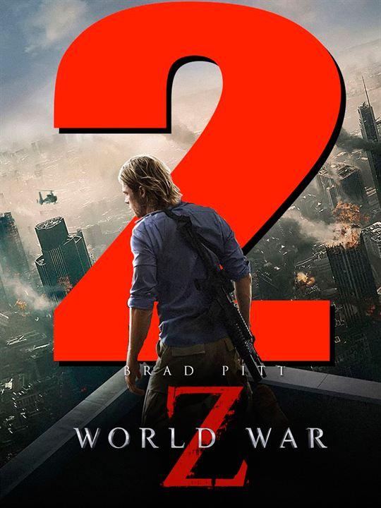 Guerra Mundial Z 2 : Poster