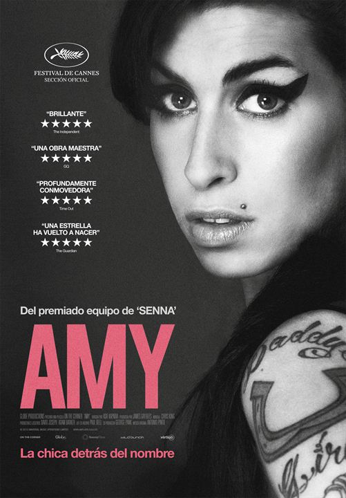 Amy : Poster