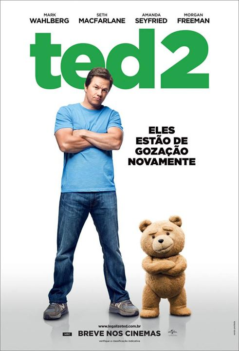 Ted 2 : Poster