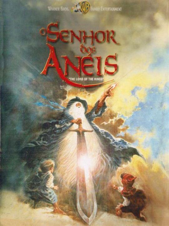 O Senhor dos Anéis : Poster