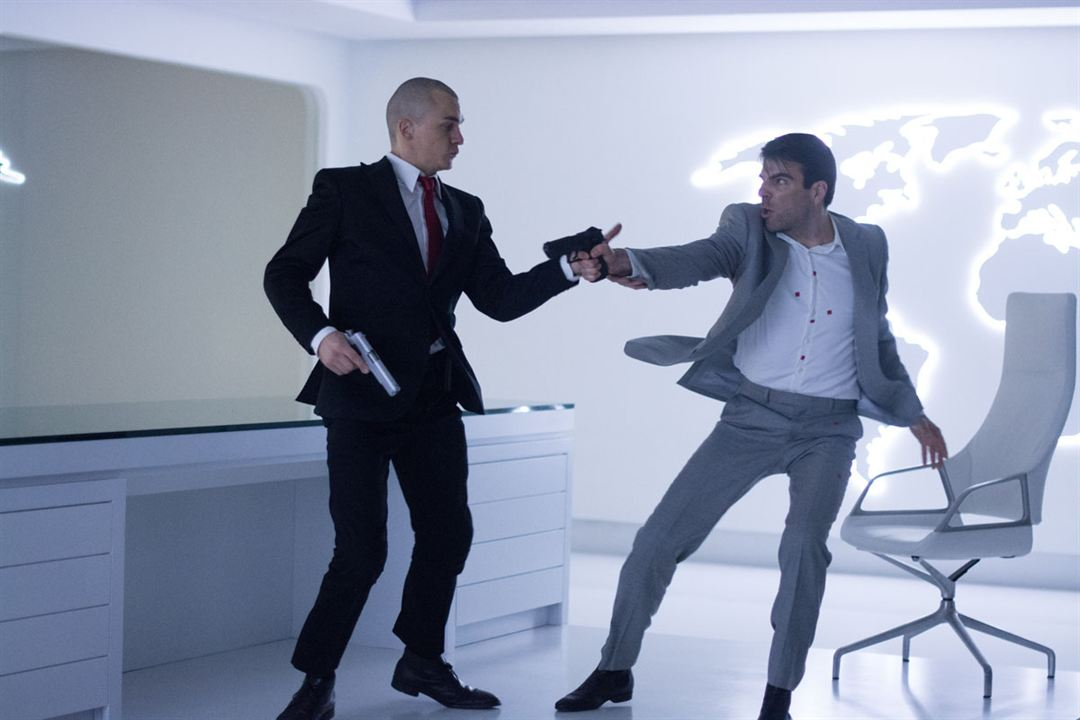 Hitman: Agente 47 : Foto Rupert Friend, Zachary Quinto