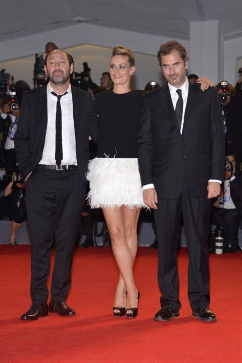 Superstar : Vignette (magazine) Cécile de France, Kad Merad, Xavier Giannoli
