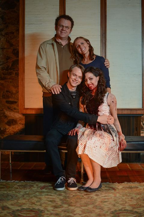 Life After Beth : Foto Aubrey Plaza, Dane DeHaan, John C. Reilly, Molly Shannon