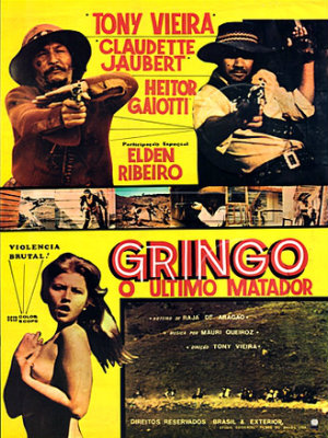 Gringo, O Último Matador : Poster