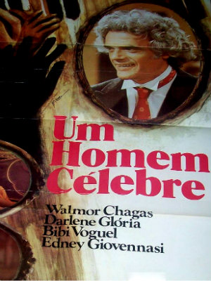Um Homem Célebre : Poster