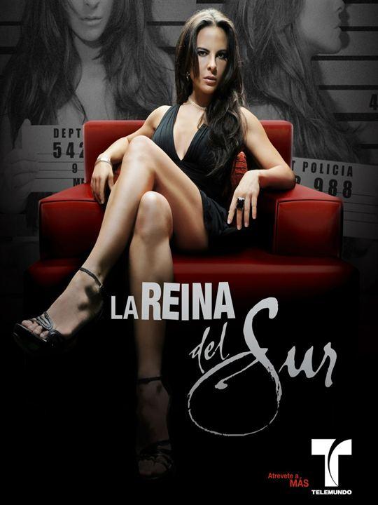 A Rainha do Tráfico : Poster