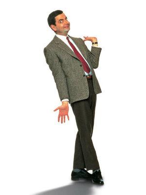 Mr Bean : Poster