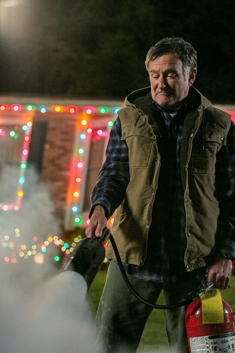 Maldito Feliz Natal : Foto Robin Williams