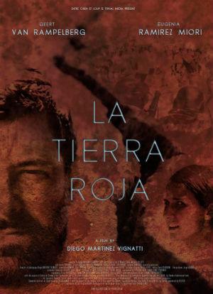 A Terra Vermelha : Poster