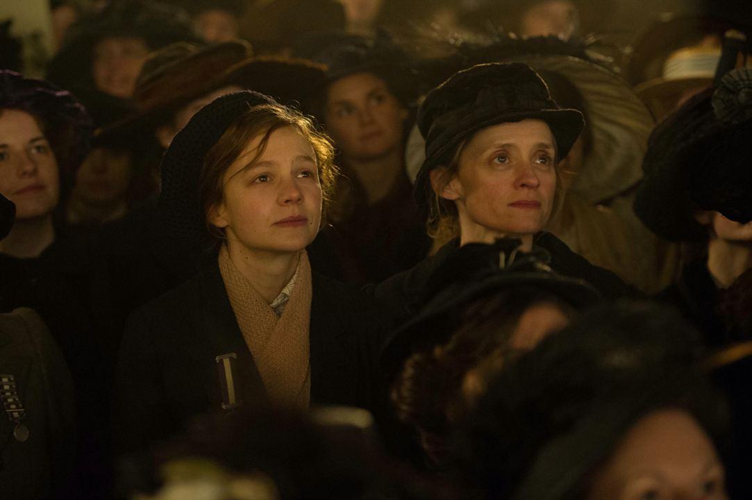 As Sufragistas: Carey Mulligan, Anne-Marie Duff