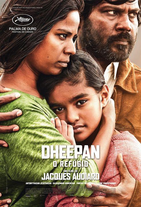 Dheepan - O Refúgio : Poster