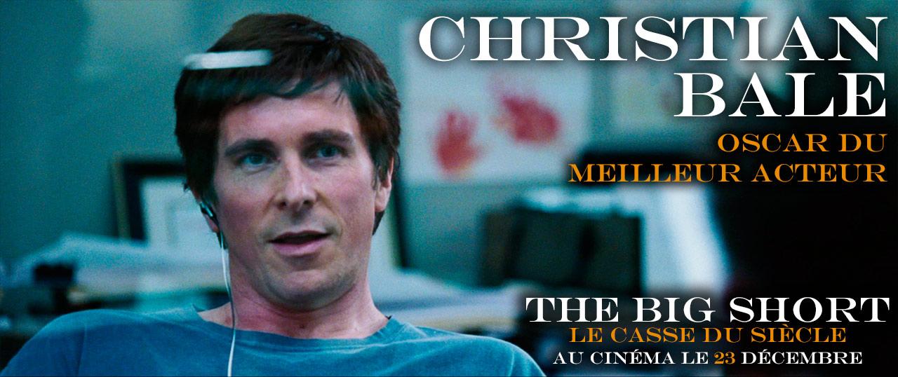 A Grande Aposta : Vignette (magazine) Christian Bale