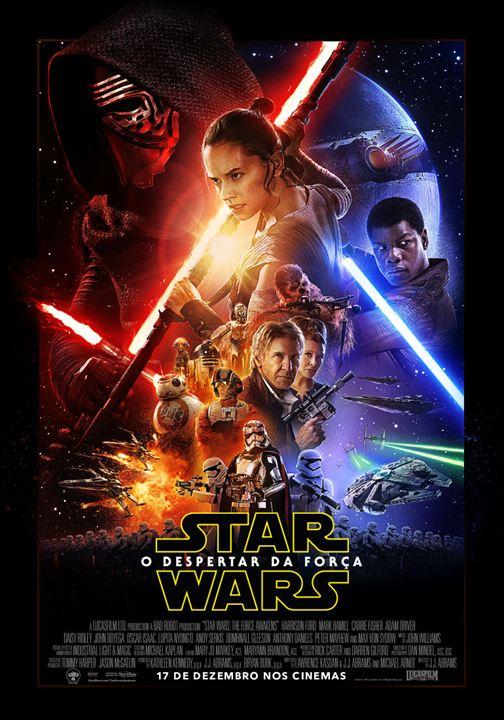 Star Wars - O Despertar da Força : Poster
