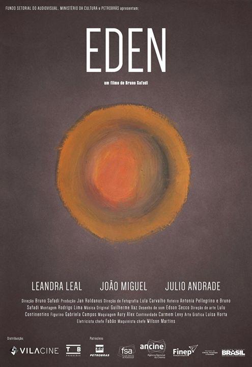 Éden : Poster