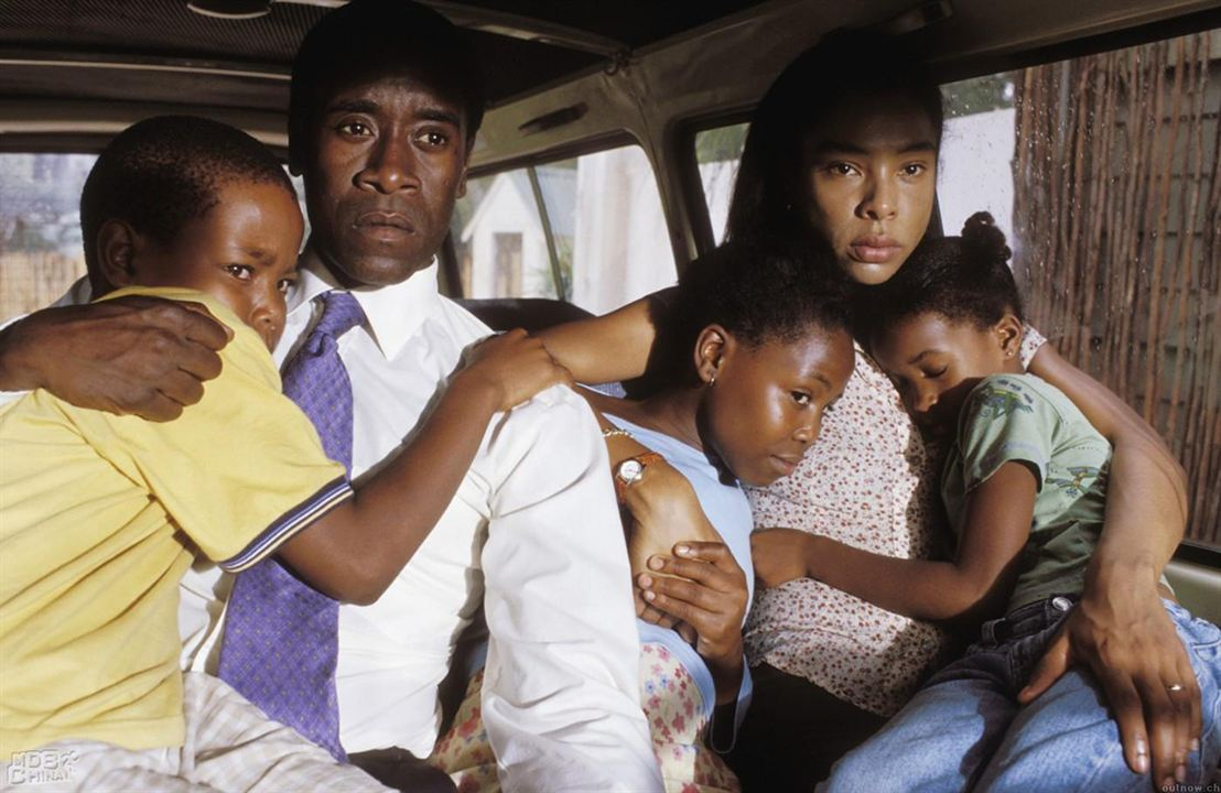 Hotel Ruanda: Sophie Okonedo, Don Cheadle