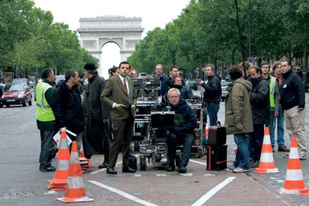 As Férias de Mr. Bean : Foto Rowan Atkinson