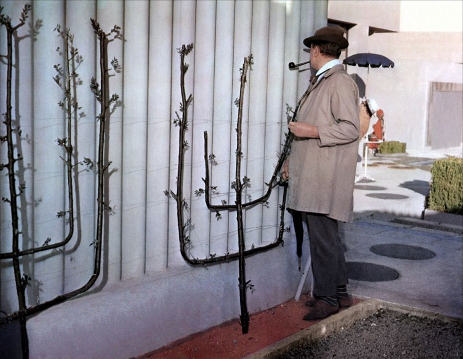 Meu Tio : Foto Jacques Tati