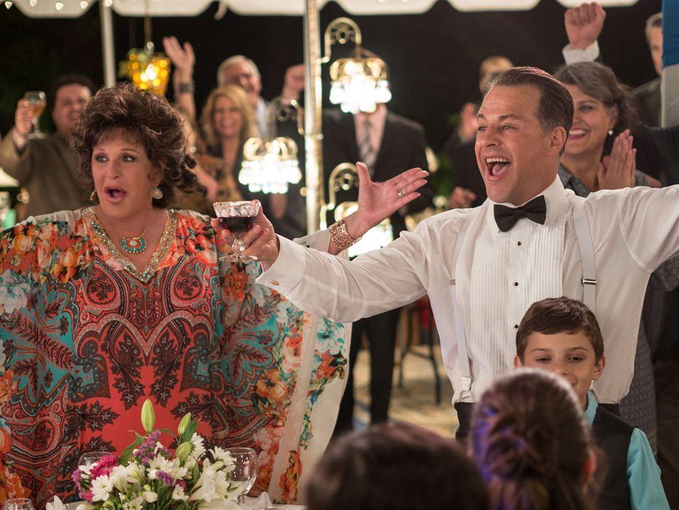 Casamento Grego 2 : Foto Lainie Kazan, Louis Mandylor