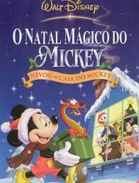 O Natal Mágico do Mickey - Nevou na Casa do Mickey : Poster
