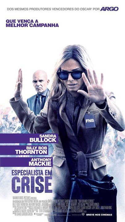 Especialista em Crise : Poster