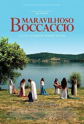 Maravilhoso Boccaccio : Poster