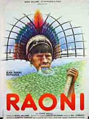 Raoni : Poster