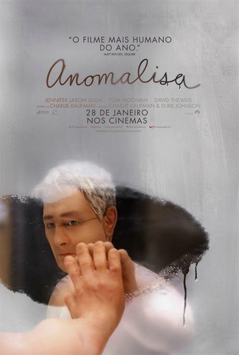 Anomalisa : Poster