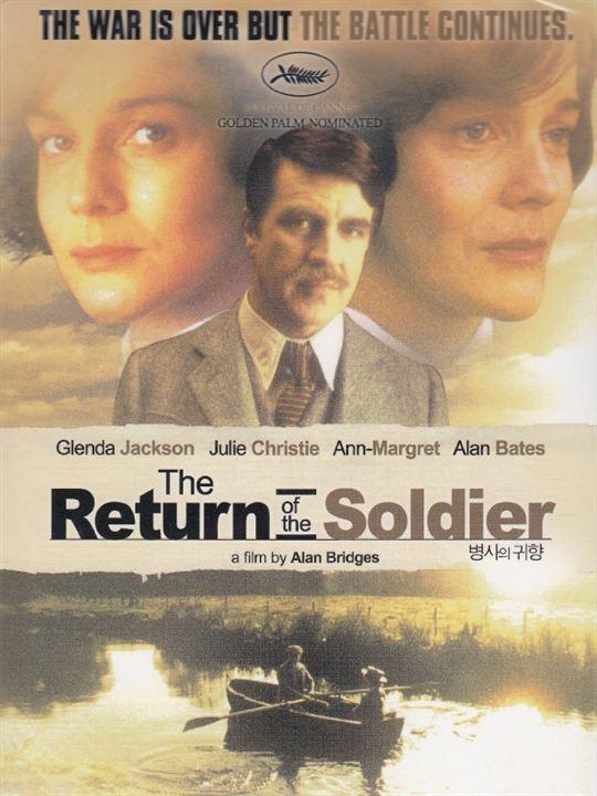O Retorno do Soldado : Poster