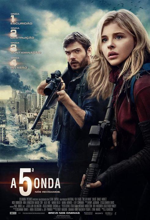 A 5ª Onda : Poster