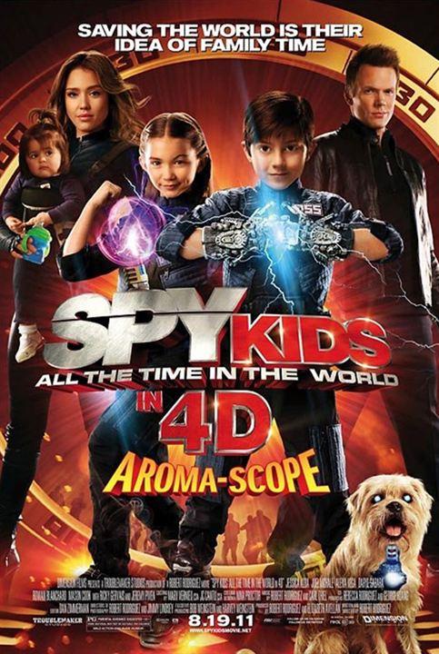 Pequenos Espiões 4 : Poster