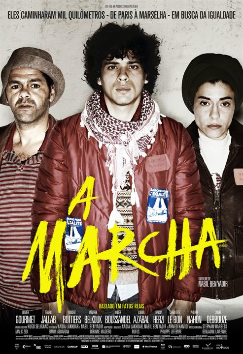 A Marcha : Poster