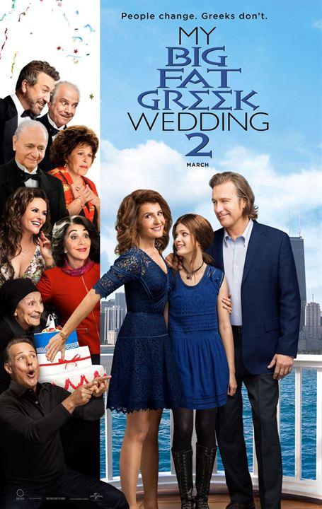 Casamento Grego 2 : Poster