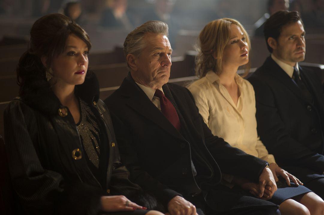 Joy: O Nome do Sucesso : Foto Édgar Ramírez, Elisabeth Röhm, Jennifer Lawrence, Robert De Niro