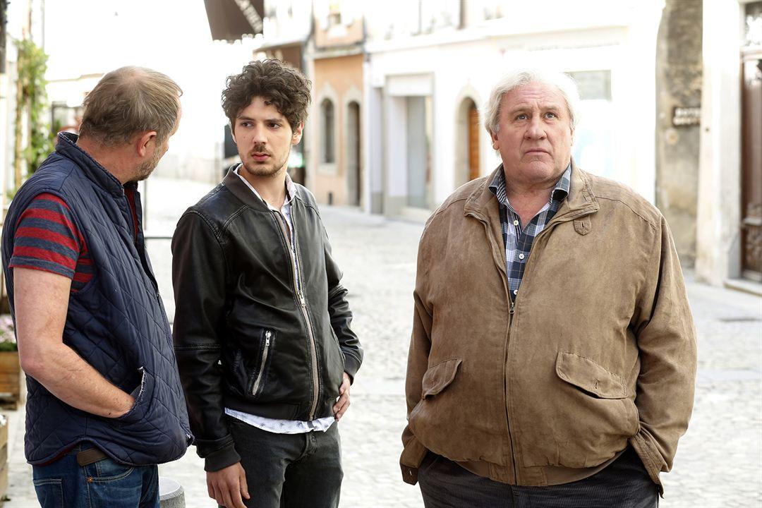 Saint Amour - Na Rota do Vinho : Foto Benoît Poelvoorde, Gérard Depardieu, Vincent Lacoste