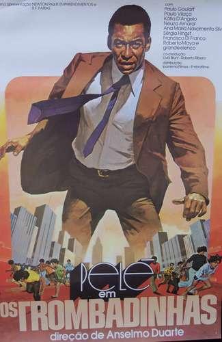 Os Trombadinhas : Poster