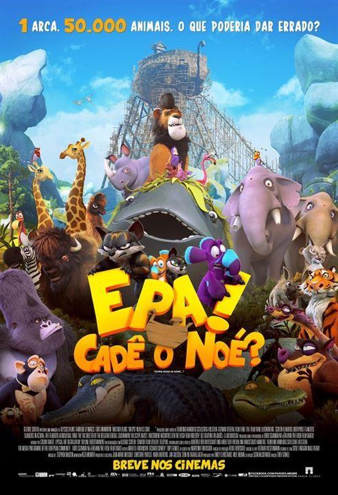 Epa! Cadê o Noé? : Poster