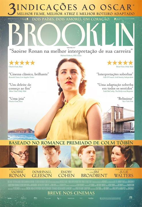 Brooklin : Poster