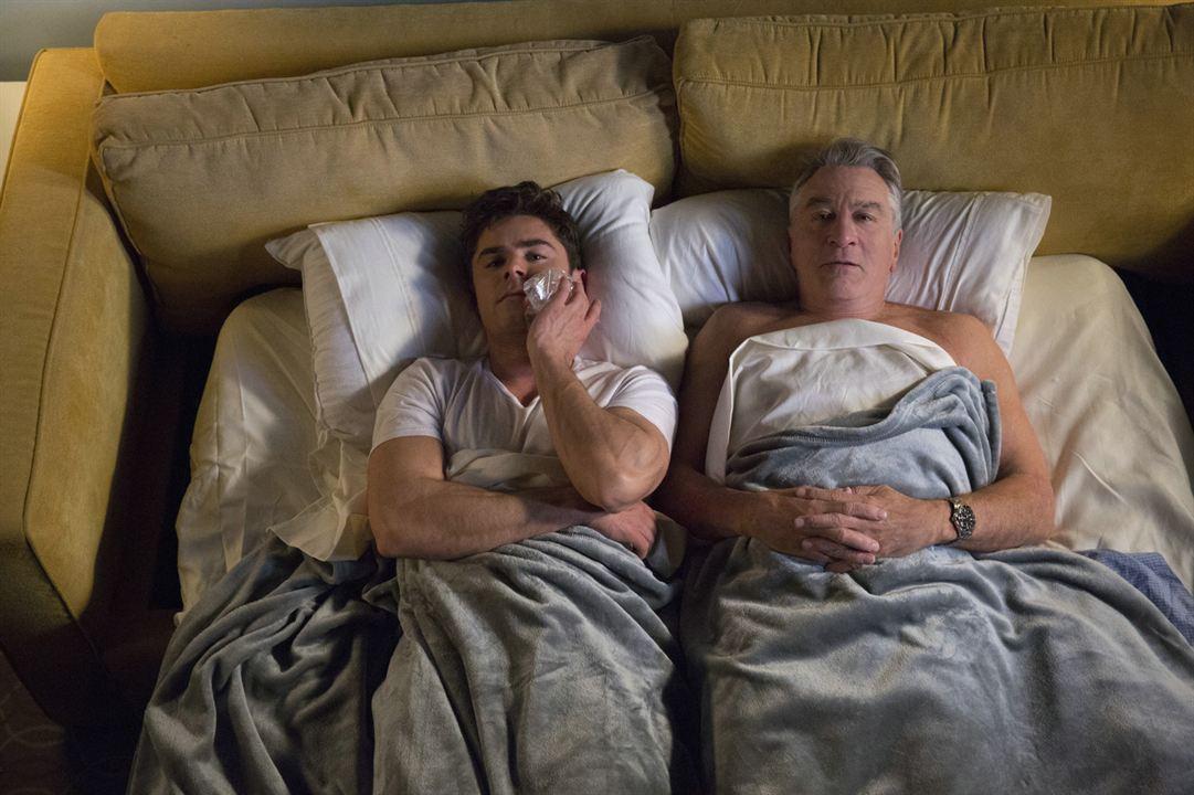 Tirando o Atraso : Foto Robert De Niro, Zac Efron
