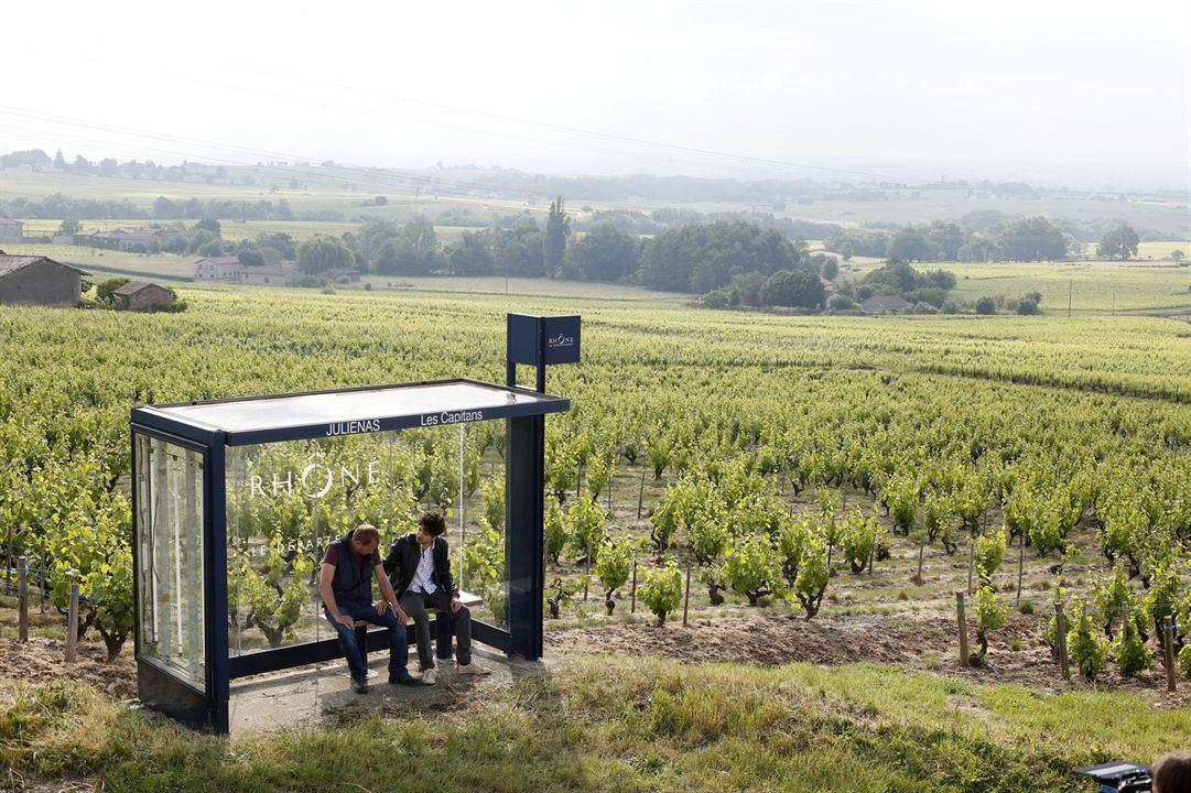 Saint Amour - Na Rota do Vinho : Foto Benoît Poelvoorde, Vincent Lacoste