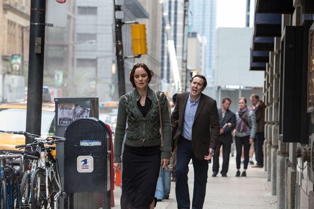Regresso Do Mal: Sarah Wayne Callies, Nicolas Cage
