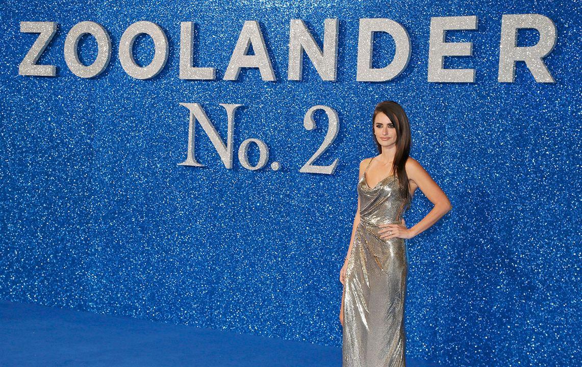 Zoolander 2 : Vignette (magazine) Penélope Cruz