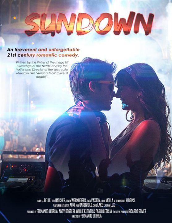 Sundown : Poster